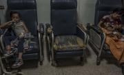 CARACAS, VENEZUELA- NOV, 2018: Les hopitaux publics du Venezuela manquent de tout. Pourtant le gouvrenement n'accepte aucune aide exterieure. (Picture by Veronique de Viguerie/Reportage by Getty Images)