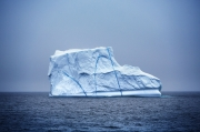 NEWFOUNDLAND- JUNE, 2014: Iceberg. (Picture by Veronique de Viguerie/Reportage by getty Images)