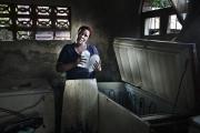 PORT-AU_PRINCE, HAITI-NOV, 2014: Marie Tracilia Paul gabriel a profite d'un babyloan pour montre son petit commerce de glacons a Cite Soleil. Ca lui permet d'elever et d'envoyer ses enfants et petits-enfants a l'ecole. (Photo by veronique de Viguerie/Reportage by getty images).