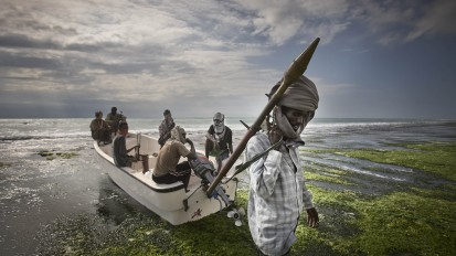 PIRATES IN SOMALIA
