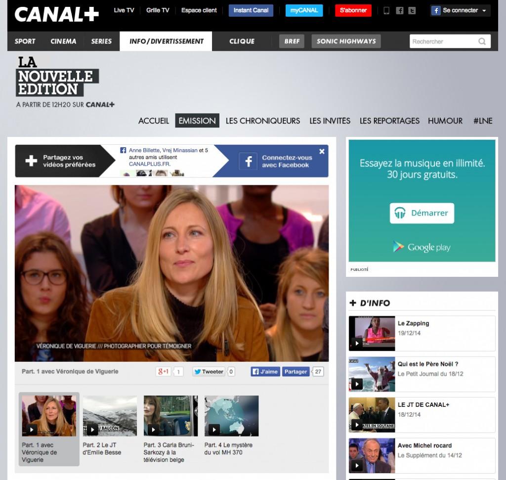 canal+ La Nouvelle Edition