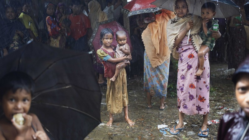 The Rohingyas plight in Myanmar