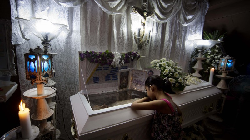 The War on drugs' widows and orphans in Philippines