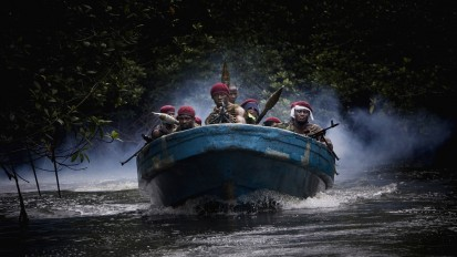 The Oil War, Niger Delta • Exhibition