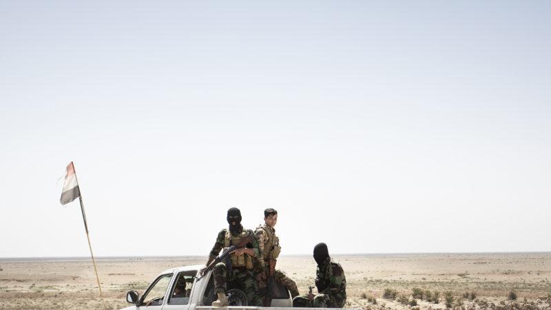 IRAK INSHALLAH