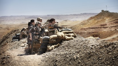 LES INSOUMISES KURDES-IRAK