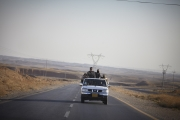 JALAWLA, IRAQ-SEPTEMBER, 2014: (Picture by Veronique de Viguerie/Reportage by Getty Images)
