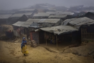 COX'S BAZAR, BANGLADESH- JAN, 2018: More tha 700 000 Rohingyas who fled violences in Myanmar are living in Kutupalong Camp. (Picture by Veronique de Viguerie/ Reportage by Getty Images)