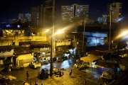 MANILA, PHILIPINES- JUNE, 2017: Manille de nuit. Manila by night. (Picture by Veronique de Viguerie/ Reportage by Getty Images)
